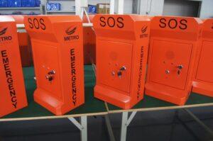 Torres de emergencias SOS